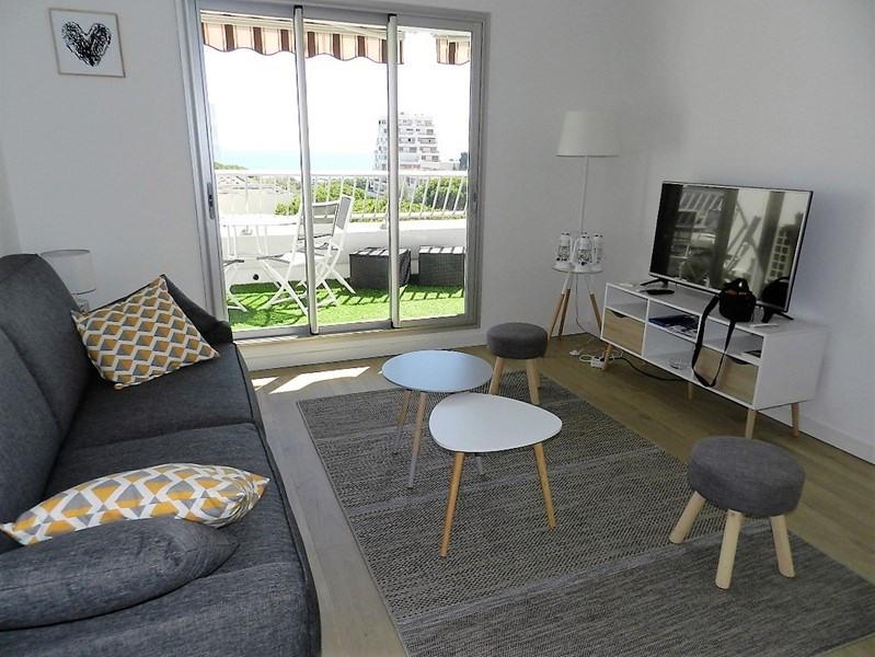 Vacation rental apartment La grande motte 390€ - Picture 1