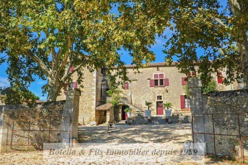 Vente de prestige maison / villa Vallon pont d'arc 1562000€ - Photo 2