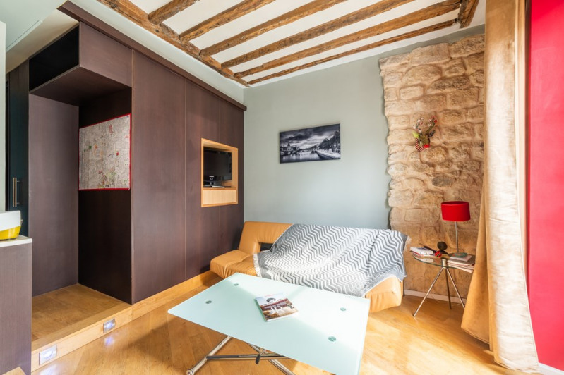 Sale apartment Paris 4ème 480 000€ - Picture 3