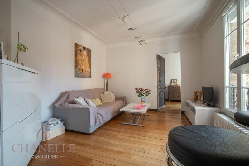 Sale apartment Paris 19ème 349000€ - Picture 2
