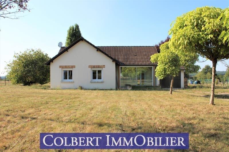 Vente maison / villa Pontigny 123000€ - Photo 2