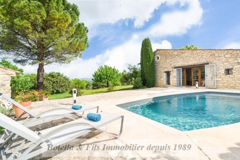 Deluxe sale house / villa Barjac 498000€ - Picture 6