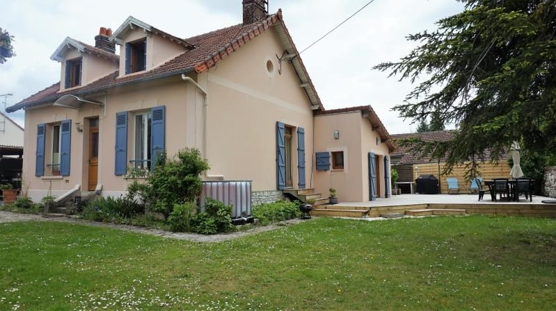 Vente maison / villa Boissy mauvoisin 275 000€ - Photo 1