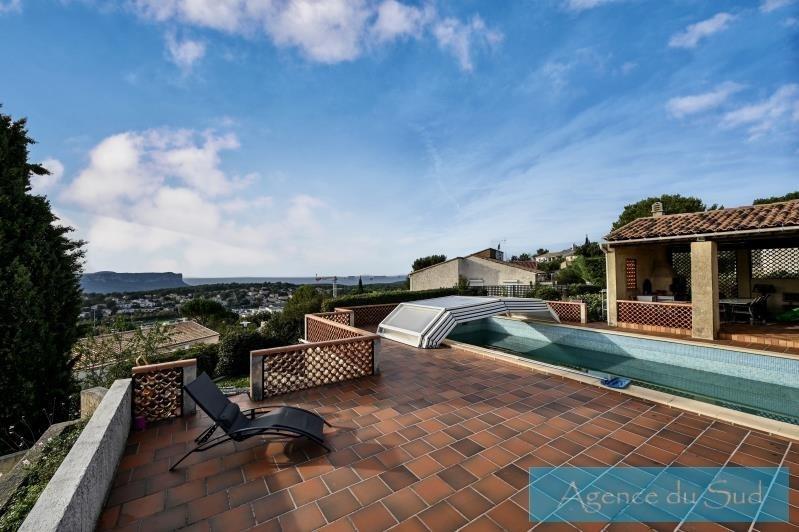 Vente de prestige maison / villa Carnoux en provence 635000€ - Photo 1