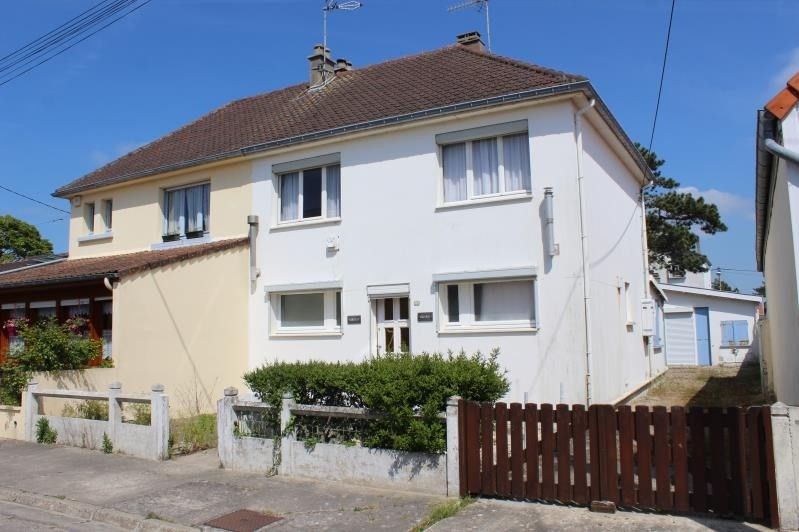 Vente maison / villa Fort mahon plage 213 000€ - Photo 1