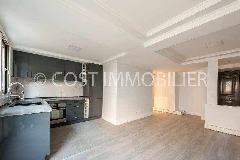 Venta  apartamento Asnieres sur seine 381000€ - Fotografía 1