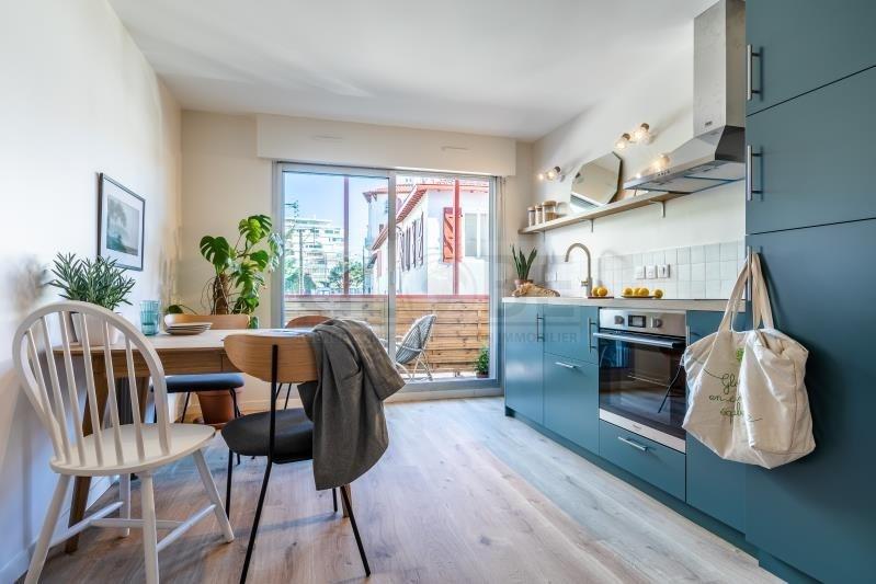 Sale apartment Biarritz 409000€ - Picture 2
