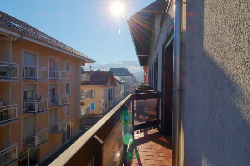 Rental apartment Sallanches 490€ CC - Picture 4