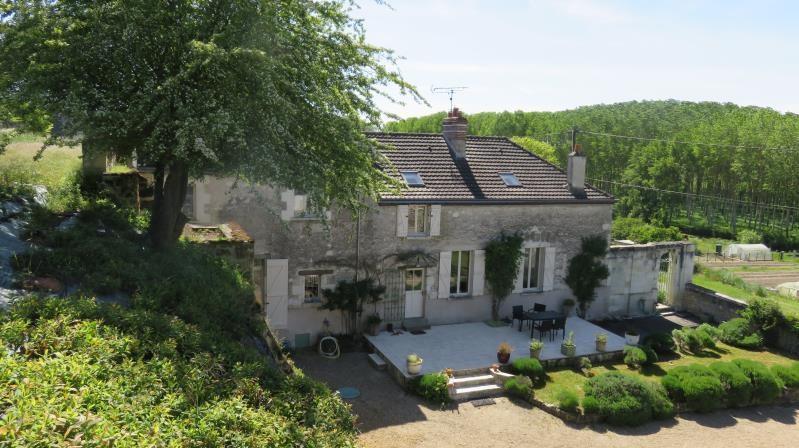 Sale house / villa Valleres 480000€ - Picture 1