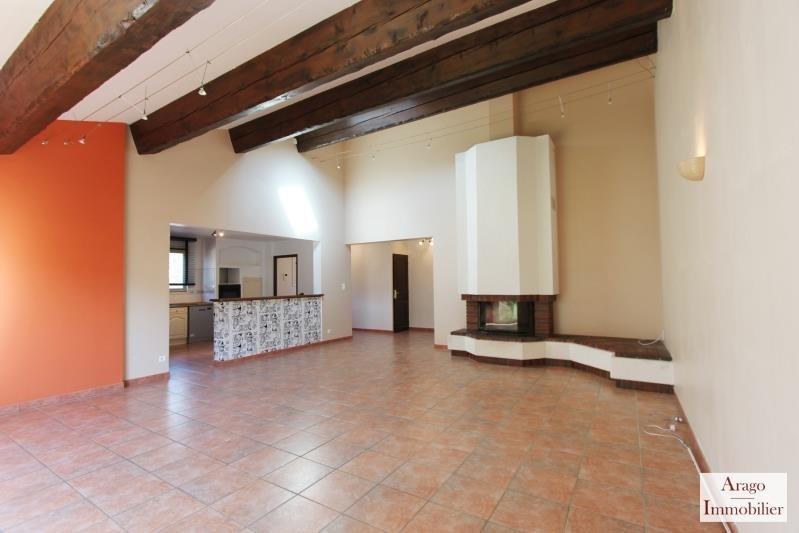 Rental house / villa Rivesaltes 1600€ CC - Picture 2