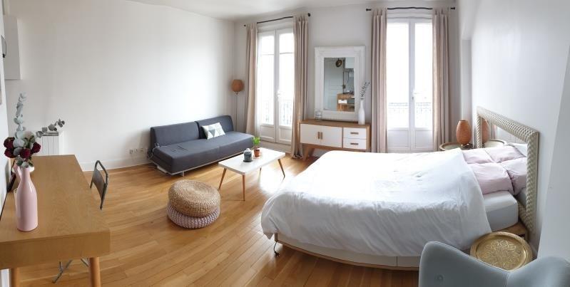 Sale apartment Paris 17ème 440000€ - Picture 3