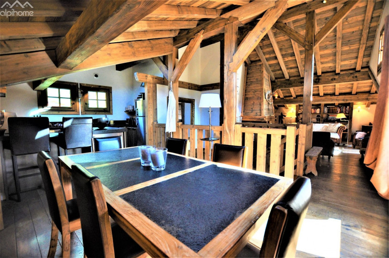 Deluxe sale house / villa Megeve 1 390 000€ - Picture 3