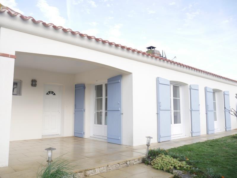 Vente maison / villa St vincent sur jard 280800€ - Photo 2