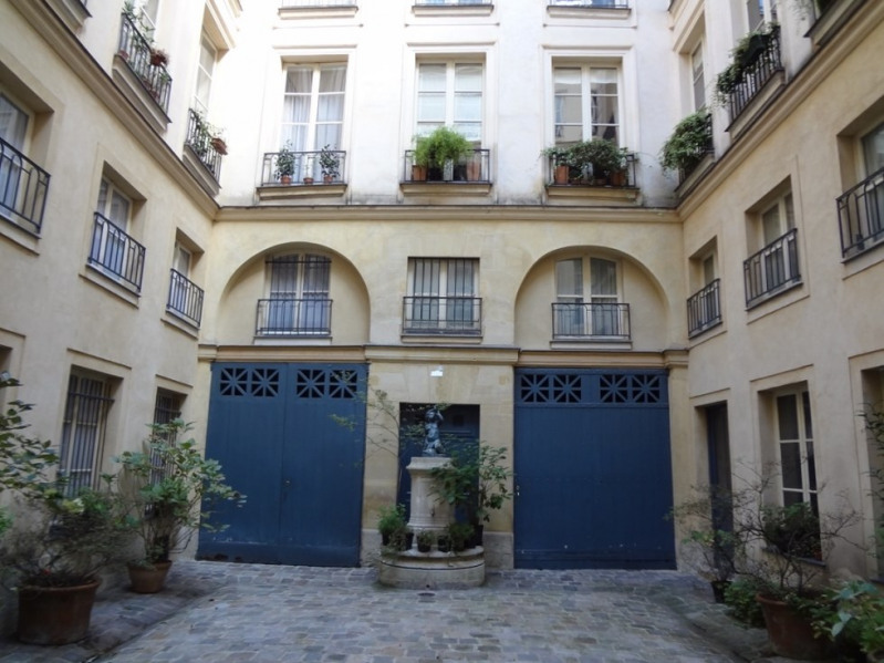 Sale apartment Paris 7ème 749 000€ - Picture 1