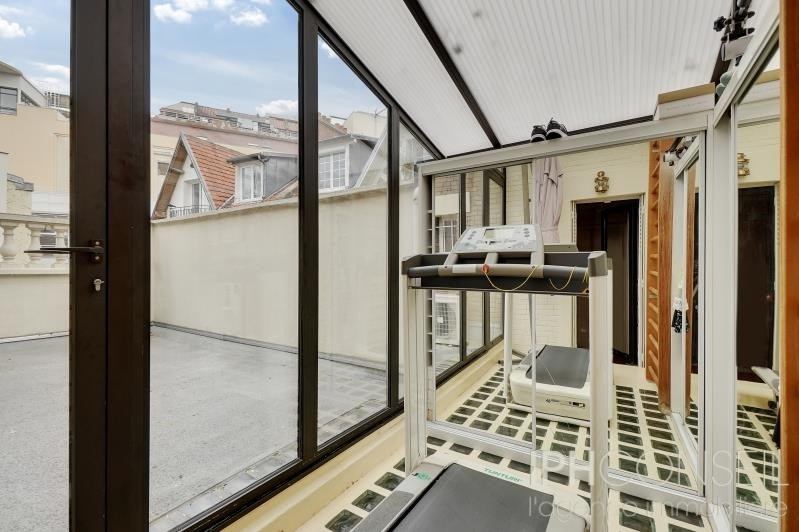 Deluxe sale private mansion Neuilly sur seine 3 600 000€ - Picture 7