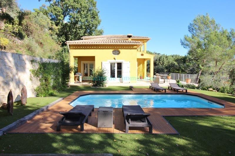 Vente de prestige maison / villa Le tignet 575000€ - Photo 7