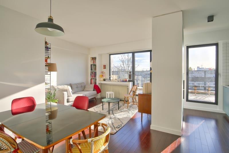 Rental apartment Paris 16ème 2750€ CC - Picture 5