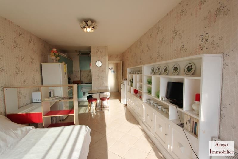 Sale apartment Le barcares 57 000€ - Picture 3