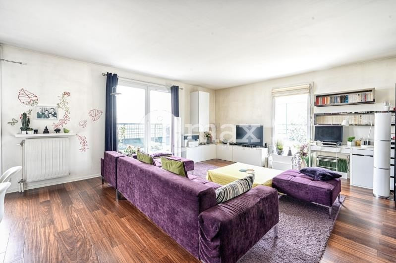 Sale apartment Colombes 525 000€ - Picture 2