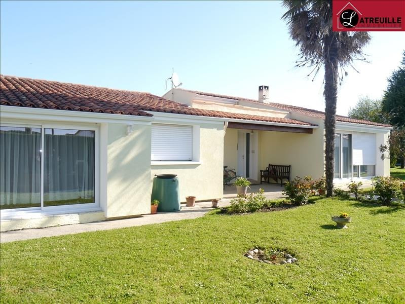 Vente maison / villa Gemozac 363000€ - Photo 1