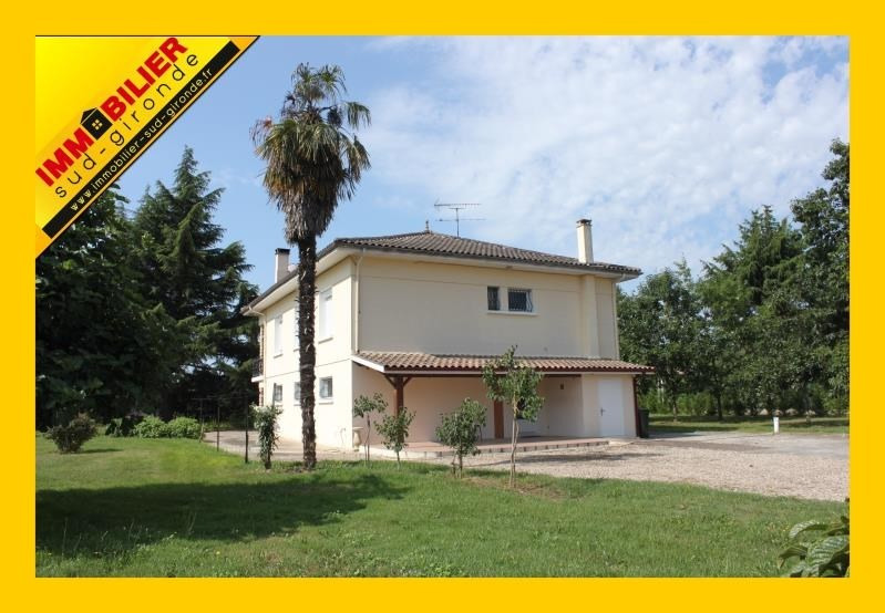 Revenda casa La reole 228000€ - Fotografia 1