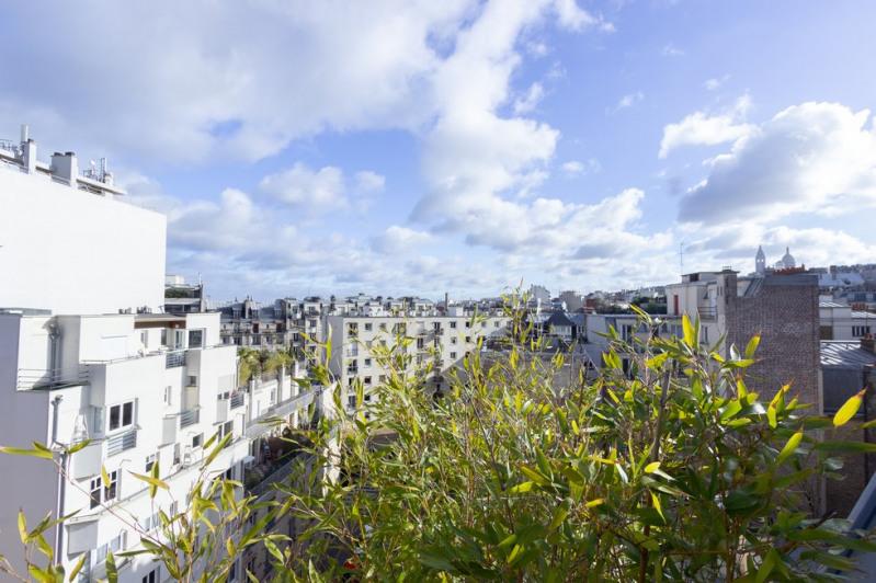 Vente appartement Paris 18ème 445000€ - Photo 1