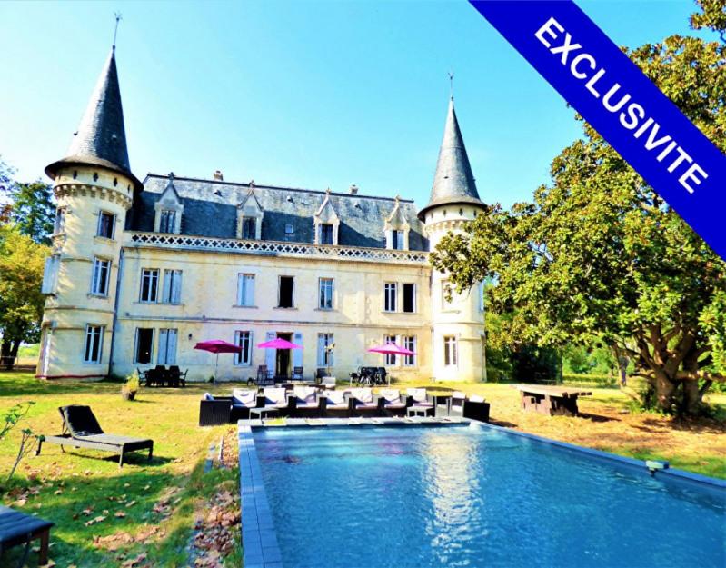 Immobile residenziali di prestigio casa Bordeaux 2000000€ - Fotografia 1