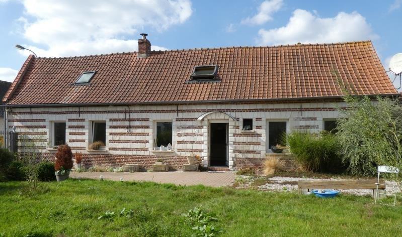 Vente maison / villa Beaumetz les loges 177000€ - Photo 1