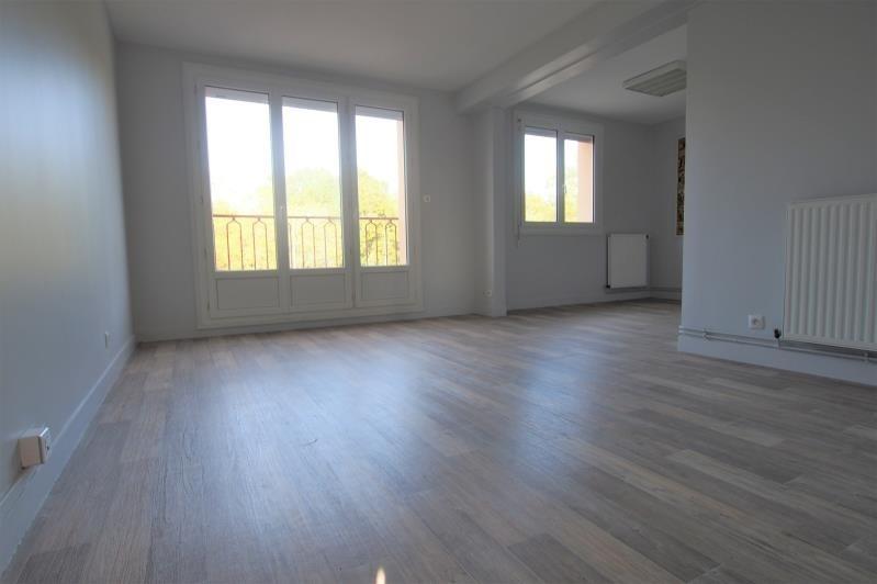 Sale apartment Le mans 87500€ - Picture 1
