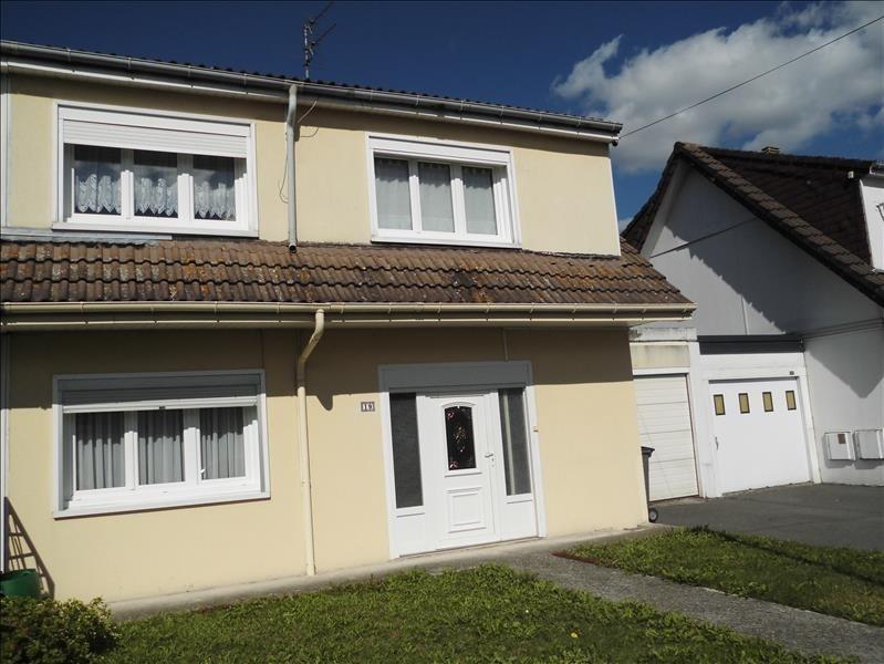 Sale house / villa Verquin 147000€ - Picture 1