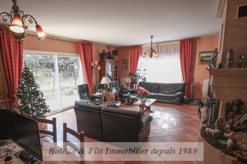 Vente maison / villa Uzes 439000€ - Photo 5