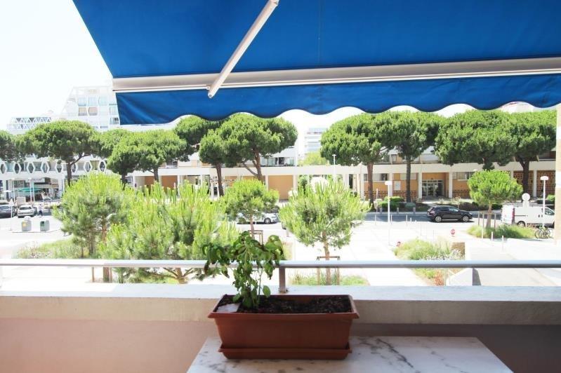 Sale apartment La grande motte 220000€ - Picture 8