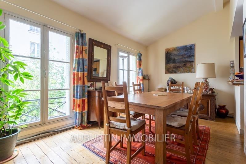 Vente de prestige appartement Paris 18ème 2140000€ - Photo 5
