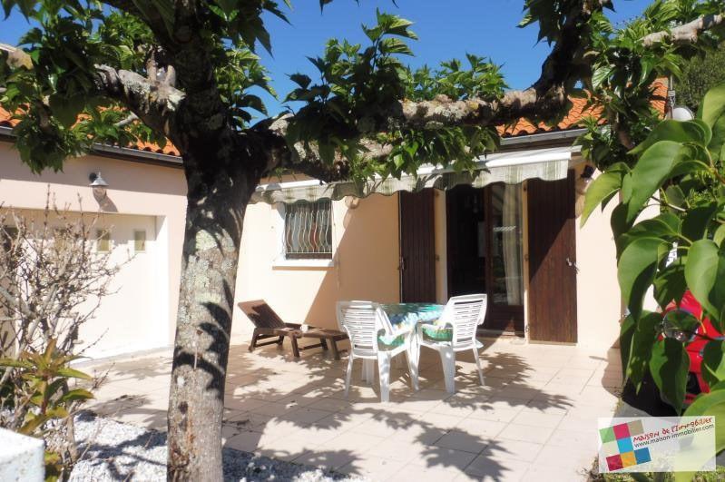 Sale house / villa Meschers sur gironde 262500€ - Picture 1