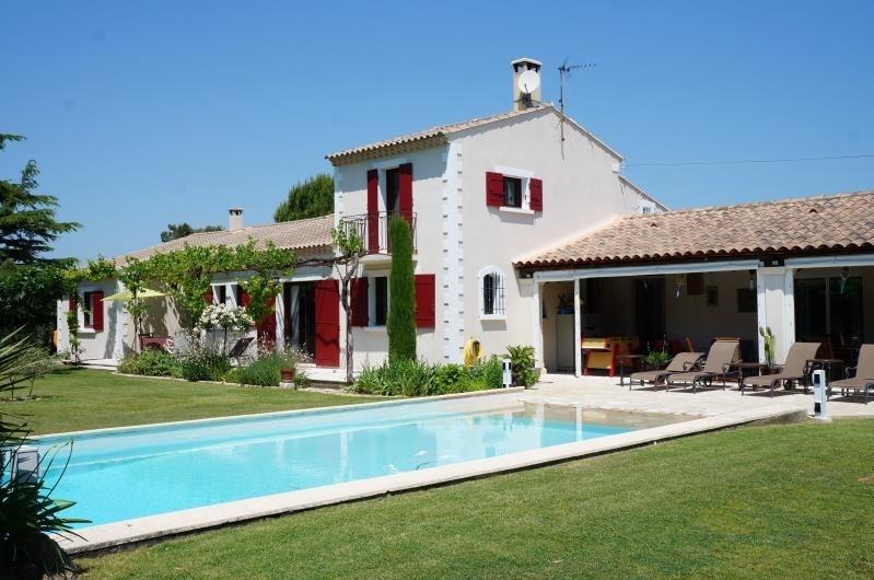 Verkauf von luxusobjekt haus St remy de provence 1155000€ - Fotografie 4