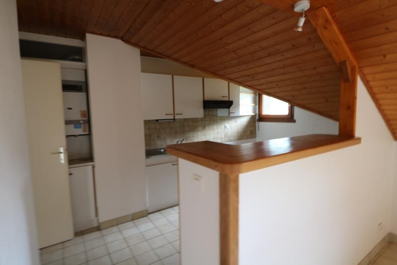Rental apartment Bonneville 647€ CC - Picture 1