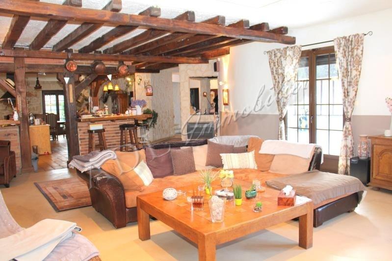 Vente de prestige maison / villa Lamorlaye 750000€ - Photo 2