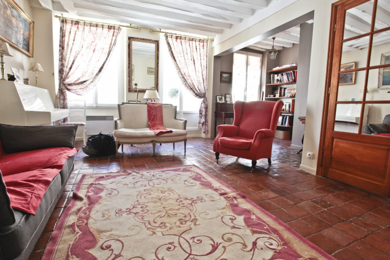 Deluxe sale apartment Neuilly-sur-seine 1525000€ - Picture 1