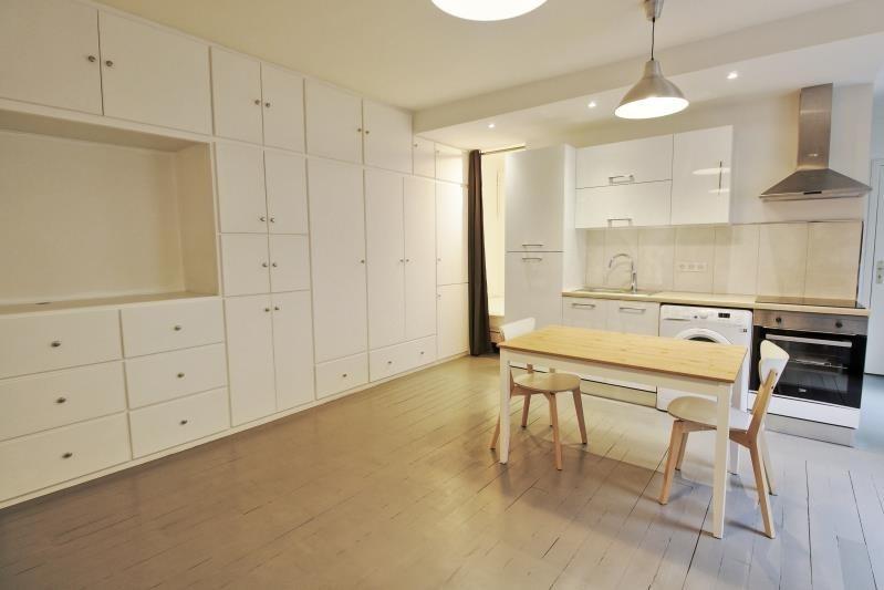 Location appartement Paris 20ème 990€ CC - Photo 2
