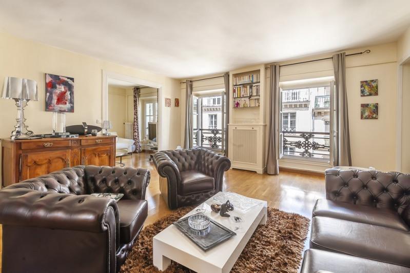 Vente de prestige appartement Paris 9ème 1240000€ - Photo 1