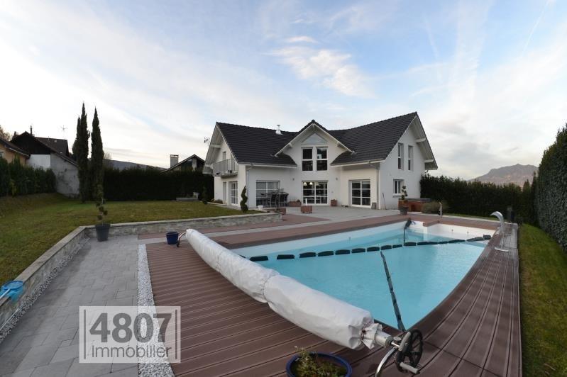 Vente de prestige maison / villa Pers jussy 825000€ - Photo 1