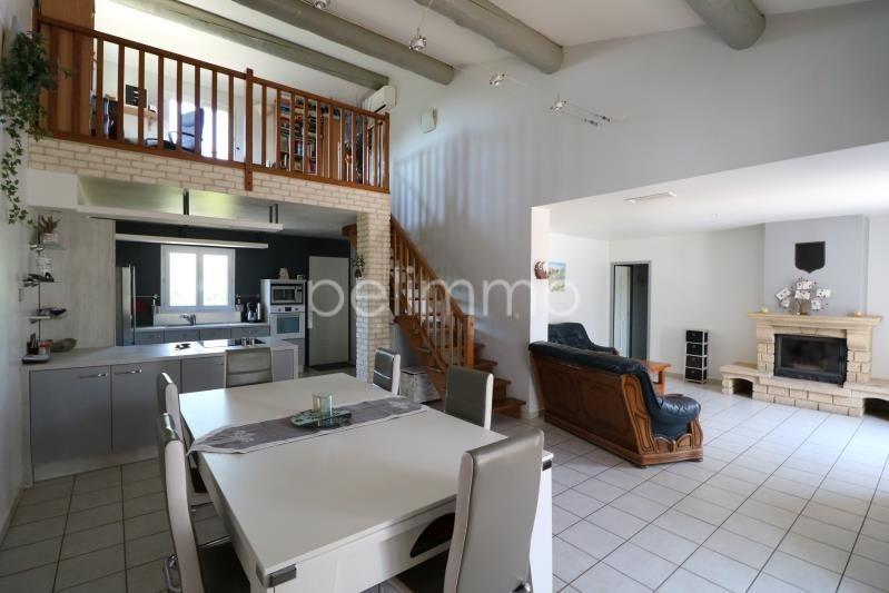 Vente maison / villa La barben 489000€ - Photo 4