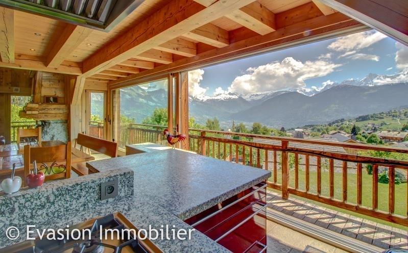 Vente de prestige maison / villa Combloux 2900000€ - Photo 3