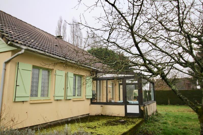 Sale house / villa Breteuil sur iton 137000€ - Picture 1
