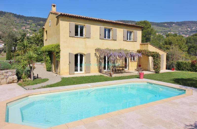 Vente de prestige maison / villa Le tignet 750000€ - Photo 11