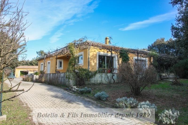 Vente maison / villa Uzes 439000€ - Photo 1