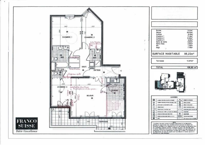 Vente de prestige appartement St cloud 940000€ - Photo 13