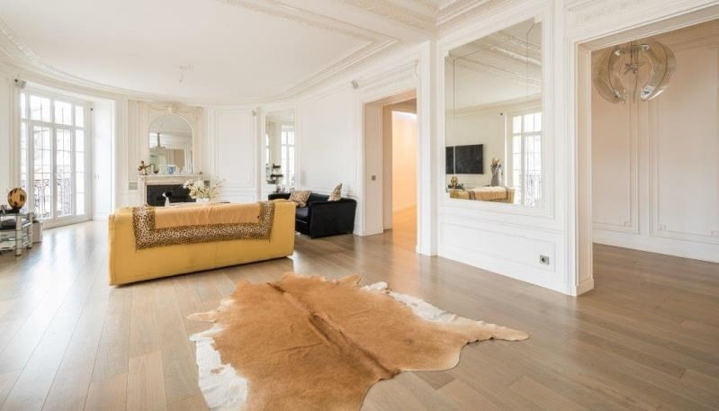Vente de prestige appartement Paris 16ème 3300000€ - Photo 4