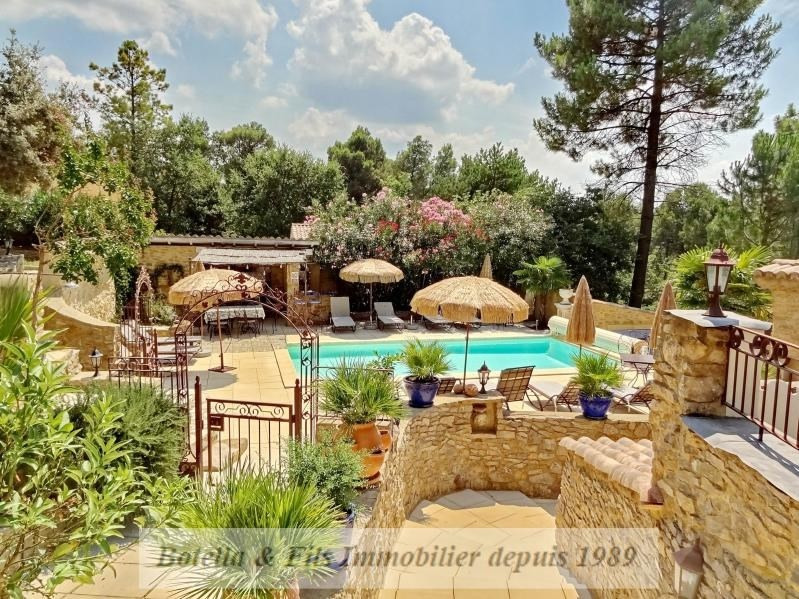 Deluxe sale house / villa Uzes 1 265 000€ - Picture 3