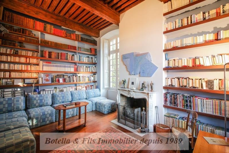 Deluxe sale chateau Uzes 1 948 000€ - Picture 8